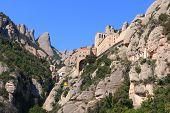 Montserrat Monastery (catalonia, Spain)