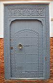 Moroccon Door