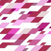 picture of parallelogram  - Abstract geometric vintage vector background - JPG