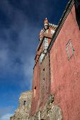 pic of palace  - The Pena National Palace  - JPG