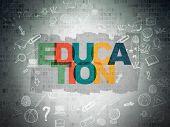 foto of education  - Education concept - JPG