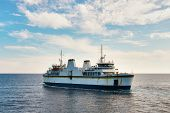 picture of gozo  - Ferry from Malta to Gozo - JPG
