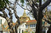pic of palace  - The Grand Palace is a complex of buildings at the heart of Bangkok - JPG