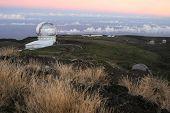 Observatory In Sunrise