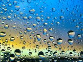 Stormy Droplets 1