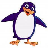Cheerful Penguin