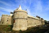 Nantes Castle, Nantes, France