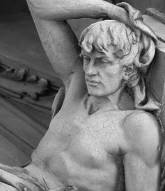 stock photo of godly  - God Zeus - JPG