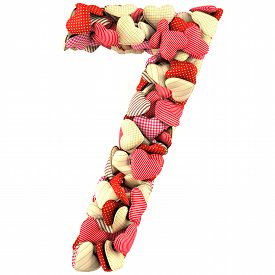 pic of number 7  - Number Seven - JPG