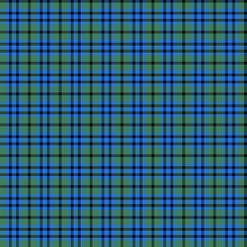 picture of falcons  - A seamless patterned tile of the clan Falconer tartan - JPG