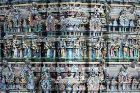 image of meenakshi  - Meenakshi Sundareswarar Temple in Madurai - JPG