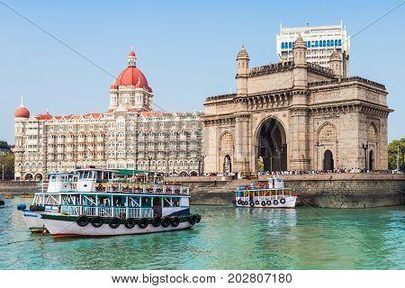 Taj Mahal Hotel And Gateway