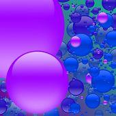 Bubble Mania Purple