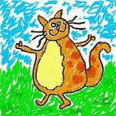 Childs Cat
