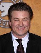 LOS ANGELES - JAN 30:  ALEC BALDWIN in the press room at the 2011 SAG Awards  on January 30,2011 in
