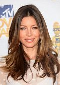 LOS ANGELES - OCT 23:  JESSICA BIEL arrives to the 2010 MTV Movie Awards  on June 06,2011 in Los Ang