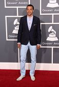 LOS ANGELES - FEB 13:  Jesse Williams arrives at the 2011 Grammy Awards on February 13, 2011 in Los Angeles, CA