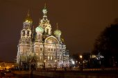 Church of the Savior on Blood. Saint Petersburg, Russia
