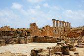 Ancient City In Cyprus