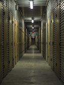 Storage Unit Halway