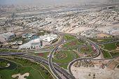 Road Networks In Dubai