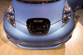 Nissan Leaf Hub