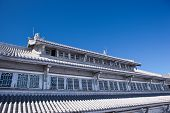 picture of emei  - The silvery palace on Golden Summit in Mount Emei - JPG