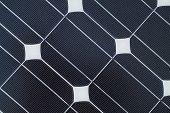 Detail Of Solar Panel