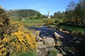 Scenic Irish Landscape