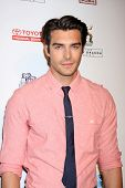 LOS ANGELES - FEB 19:  Peter Porte arrives at the 2nd Annual Hollywood Rush at the Wilshire Ebell on