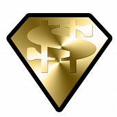 Superdollar Sign