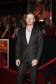 LOS ANGELES, CA - FEB 22: Kevin McKidd at the world premiere of 'John Carter' on February 22, 2012 a