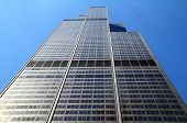 CHICAGO, IL - MAY 4: Willis Tower, 108 floors (formerly named Sears Tower until 2009) was the talles