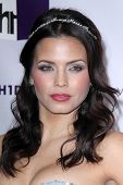 LOS ANGELES - DEC 16:  Jenna Dewan Tatum arriving at the VH1 Divas Concert 2012 at Shrine Auditorium
