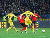 Metalist Kharkiv Vs Bayer Leverkusen Match
