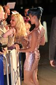 Katy Perry in Berlin - Echo Award 2012