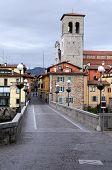 Devil's Bridge In Cividale Del Friuli