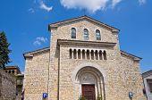 Church of St. Lucia. Amelia. Umbria. Italy.