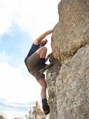 Climbing In Estes Park Colorado