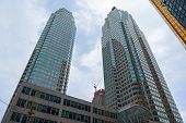 Toronto Skyscraper Office Towers Brookfield Place