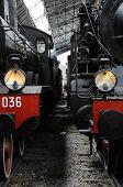 Ancient Trains