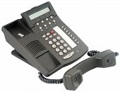 digitales Telefon Set, 8 Softkeys, off hook