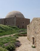 Rethymno Fort Buildings