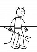 Stick Figure Evil