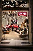 Camper Shoe Store