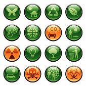 Ecology Icons / Buttons