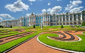 The Tsarskoye Selo Palace And Park Ensemble, Petersburg