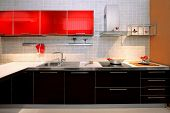 Contemporary Kitchen Counter
