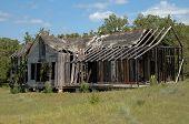 Abandoned Texas Ranch House