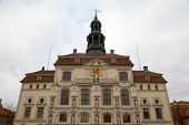 Town hall of Luneburg, Germany